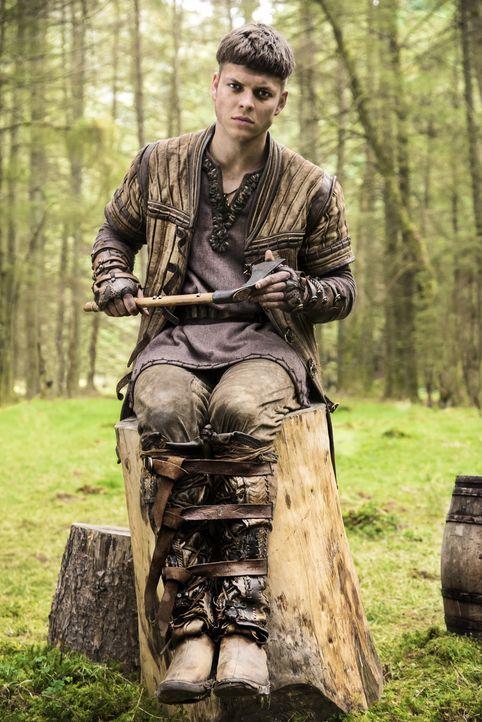 (4. Staffel) - Wird er Ragnar, seinem Vater, treu zur Seite stehen? Ivar (Alex Høgh Andersen) ... - Bildquelle: 2016 TM PRODUCTIONS LIMITED / T5 VIKINGS III PRODUCTIONS INC. ALL RIGHTS RESERVED.