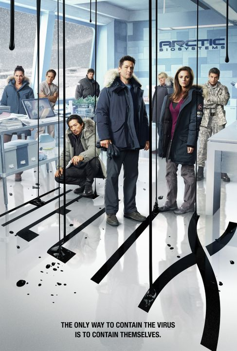 (1. Staffel) - Helix - Artwork - Bildquelle: 2014 Sony Pictures Television Inc. All Rights Reserved.