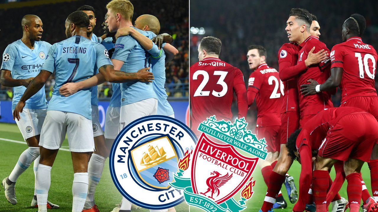 Head to Head: Manchester City vs. FC Liverpool - Bildquelle: Getty