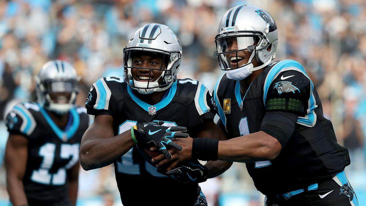 Platz 12: Carolina Panthers - Bildquelle: 2018 Getty Images