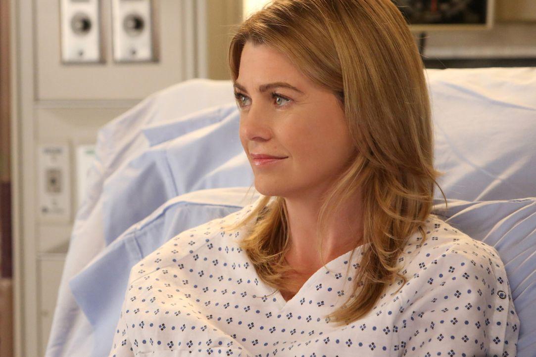 Wird Mutter: Meredith (Ellen Pompeo) ... - Bildquelle: ABC Studios