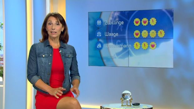 fruehstuecksfernsehen-kirsten-hanser-astrologie-20062012 - Bildquelle: SAT.1