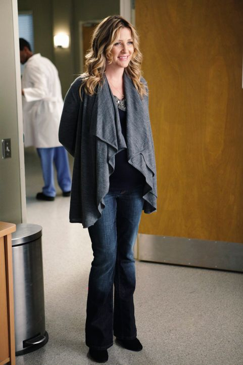 Der Abschied naht: Arizona (Jessica Capshaw) ... - Bildquelle: ABC Studios