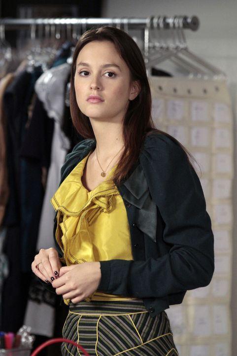 Hat alle Hände voll damit zu tun, ihre Chefin zu verkuppeln, damit ihr Praktikum besser läuft: Blair (Leighton Meester) ... - Bildquelle: Warner Bros. Television