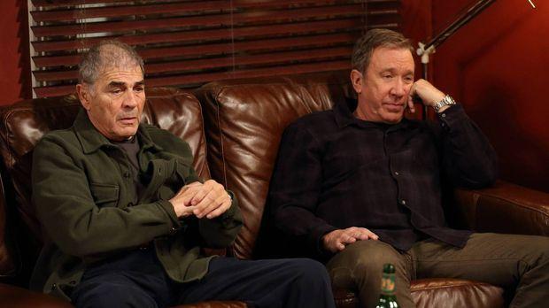 Entgegen seiner Erwartung fällt Mike (Tim Allen, r.) seinem Vater Bud (Robert...