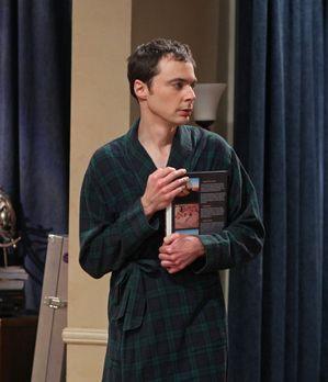 The Big Bang Theory - Befindet sich in einer persönlichen Krise: Sheldon (Jim...