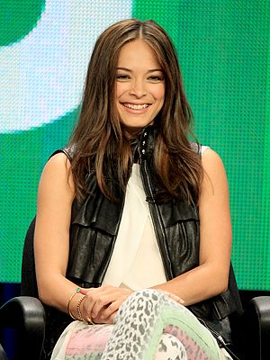 Kristin Kreuk4 - Bildquelle: AFP Getty