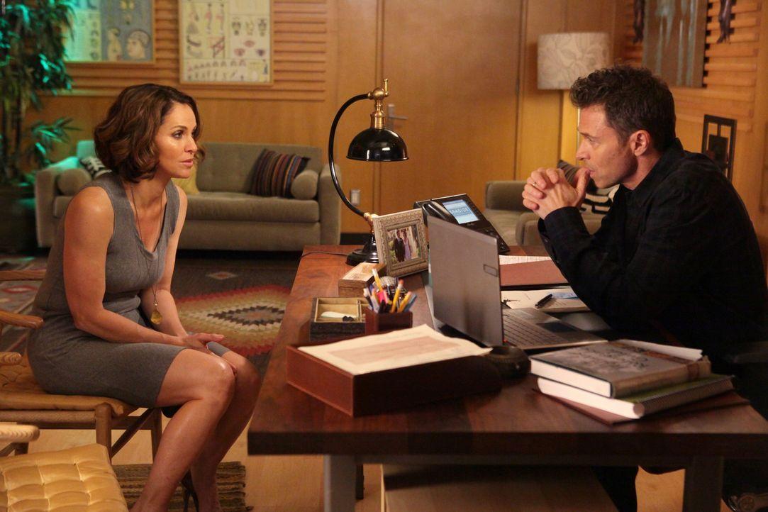 Wie wird es mit Violet (Amy Brenneman, l.) und Pete (Tim Daly, r.) weitergehen? - Bildquelle: ABC Studios