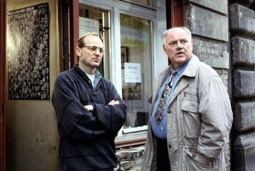 Wolffs Revier - Die Spur des Mörders der zwölfjährigen Anneliese führt Kommis...