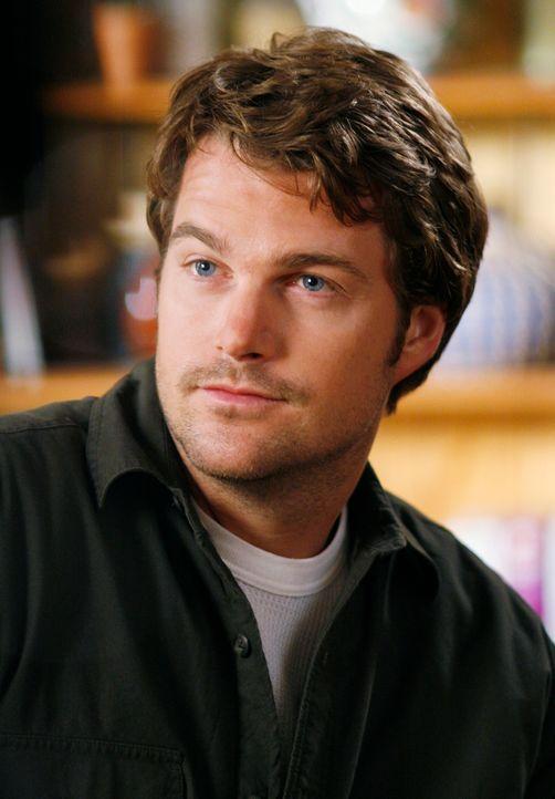 Finn (Chris O'Donnell) teilt Meredith mit, dass er weiß, dass in der  Ballnacht etwas zwischen ihr und Derek war, und dass er dennoch nicht aufgeben... - Bildquelle: Touchstone Television