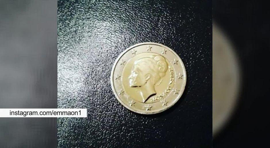 Trends Video Diese 2 Euro Münze Ist Bis Zu 2000 Euro Wert Sat1