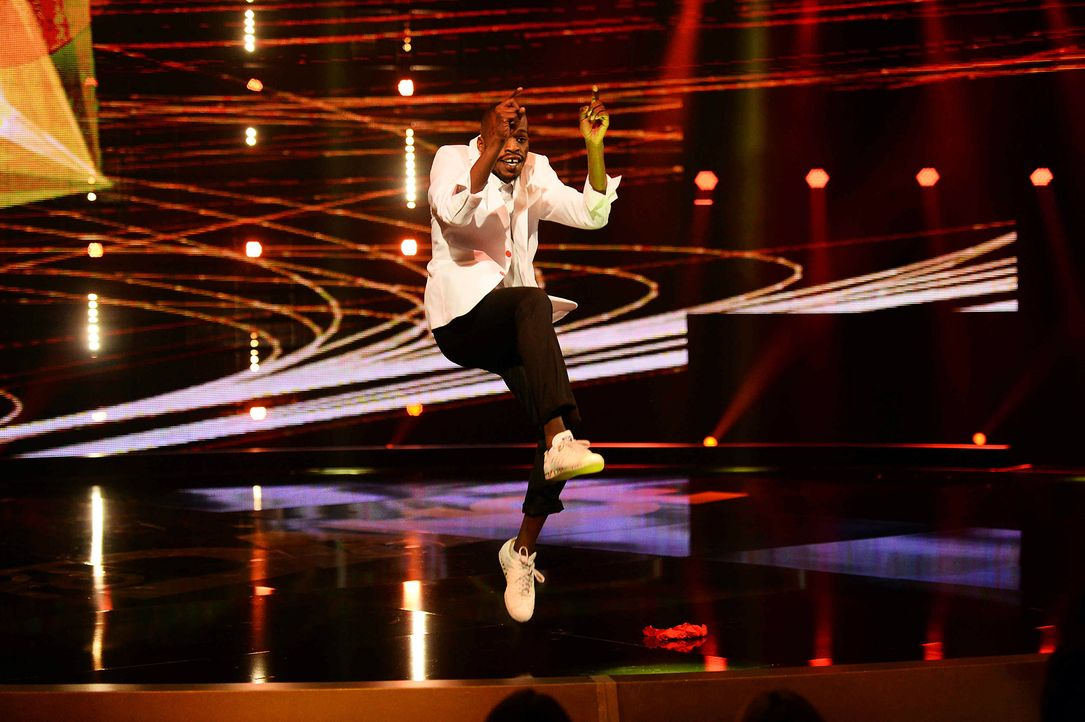 Got-To-Dance-Flockey-04-SAT1-ProSieben-Willi-Weber - Bildquelle: SAT.1/ProSieben/Willi Weber