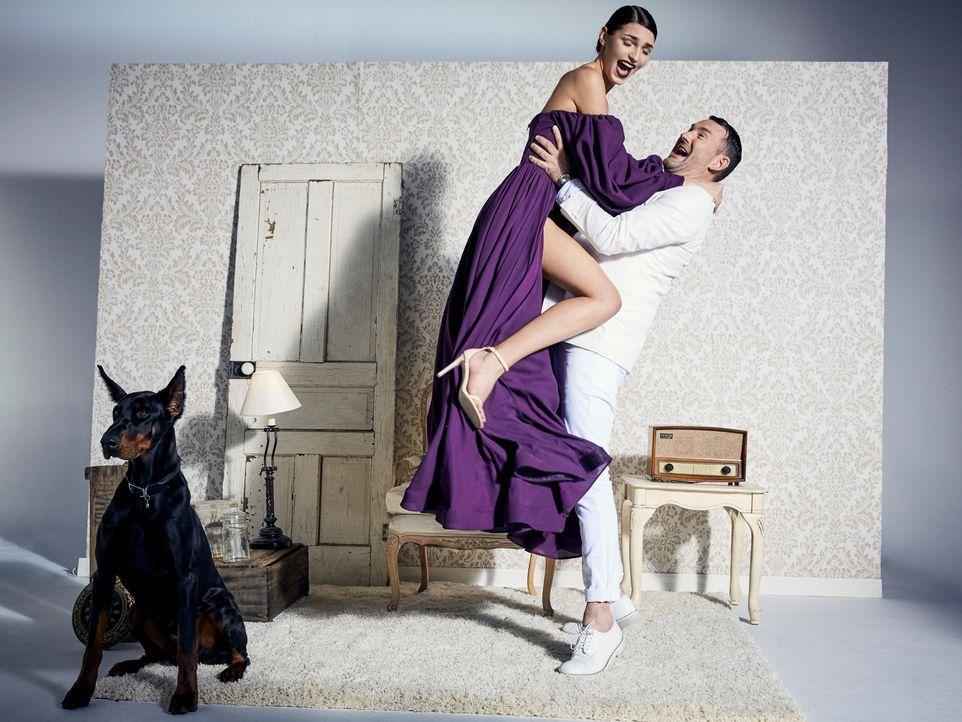 Giuliana-Dogs - Bildquelle: ProSieben
