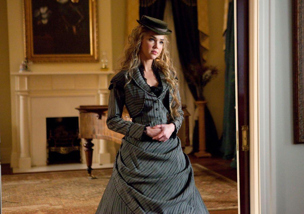 Versucht zwischen den Salvatorebrüdern zu vermitteln: Lexi Branson (Arielle Kebbel)... - Bildquelle: Warner Brothers
