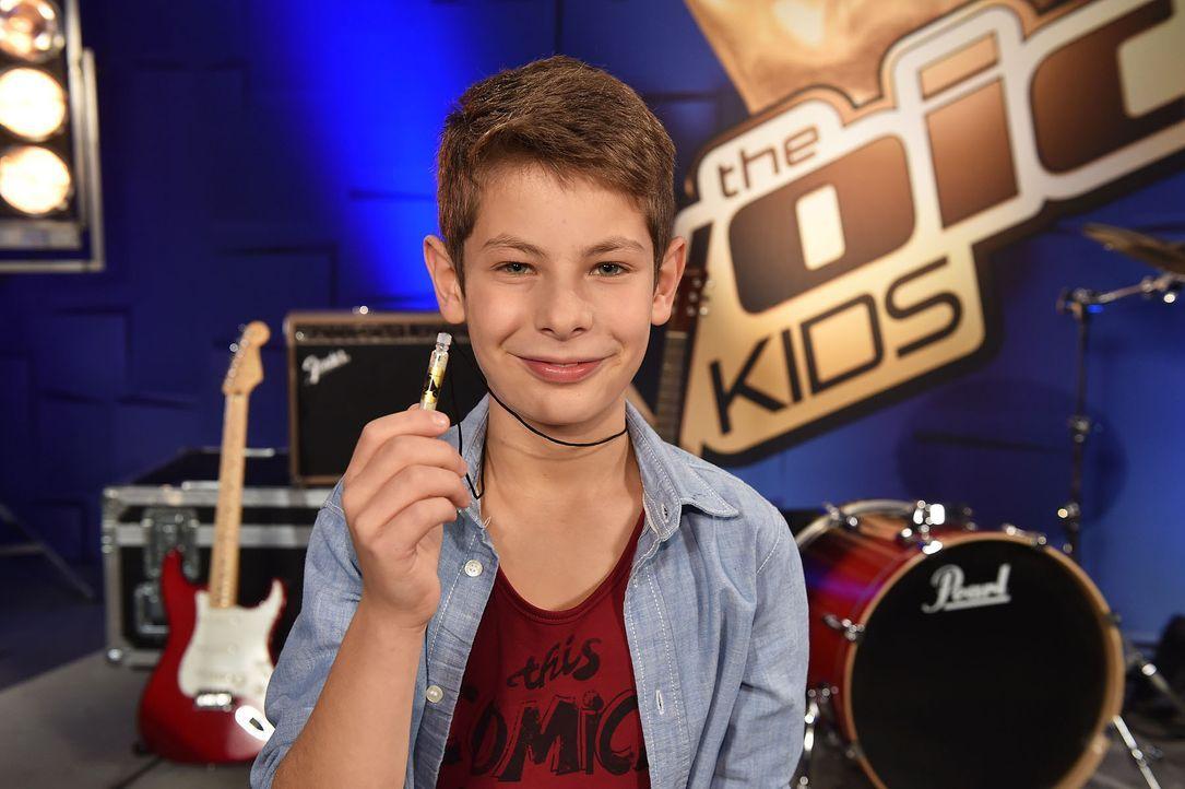 The-Voice-Kids-Ilan-04-SAT1-Andre-Kowalski - Bildquelle: SAT.1 / Andre Kowalski