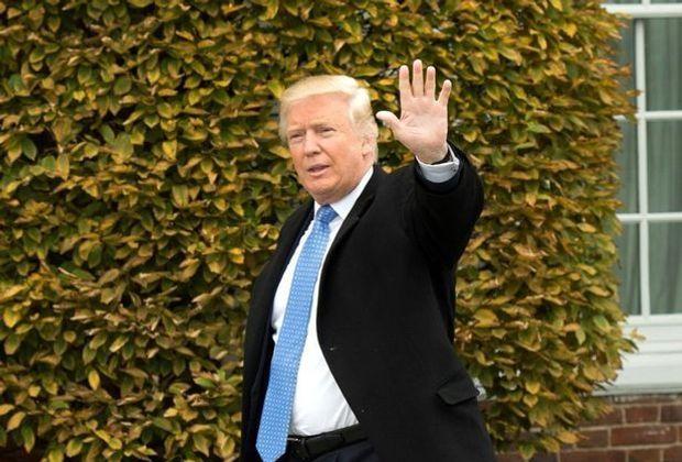 Trump bekräftigt Unterstützung für Olympia-Bewerbung