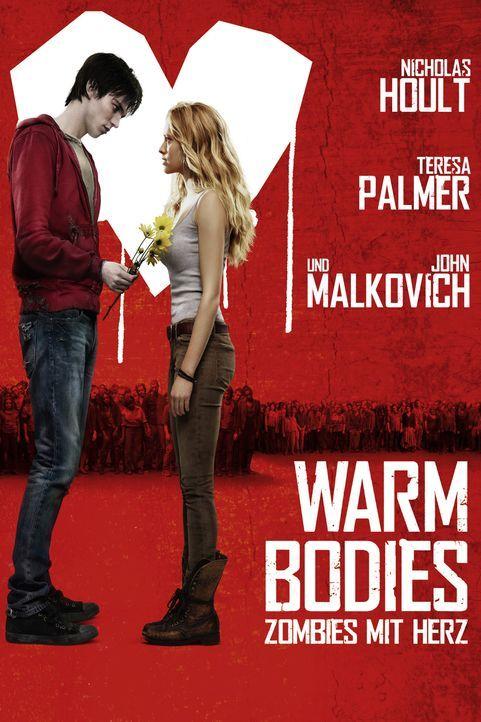 WARM BODIES - Plakatmotiv - Bildquelle: 2013 Concorde Filmverleih GmbH