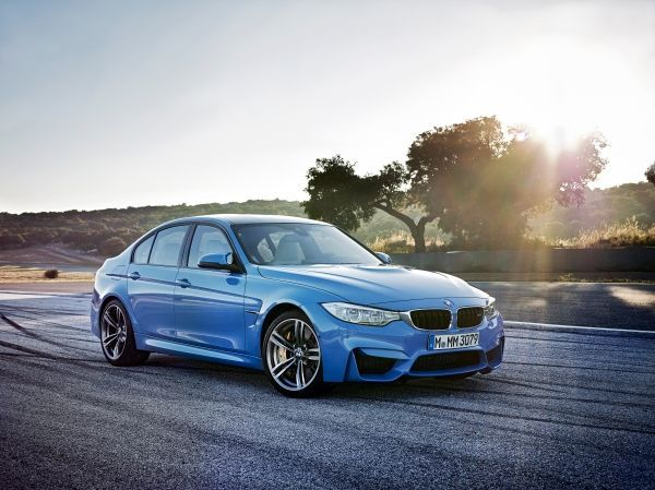 BMW-M3-Limousine