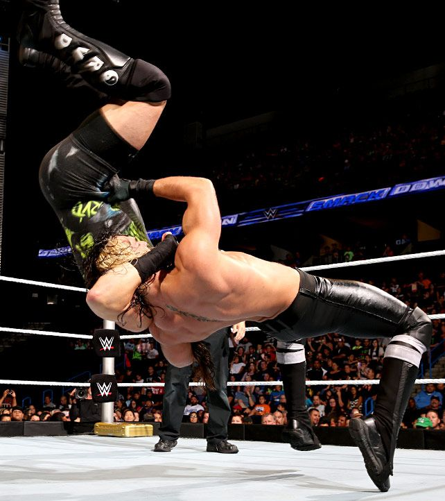 SmackDown 30. August18