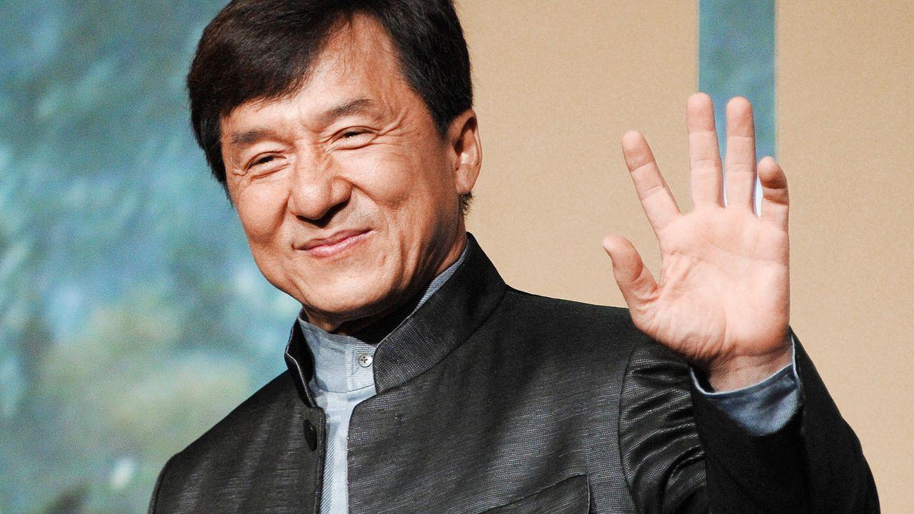 Jackie Chan - Bildquelle: AFP