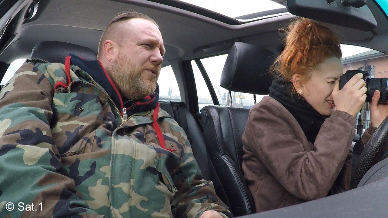 Detektive Fabian und Rieke in geheimer Mission - Bildquelle: SAT.1