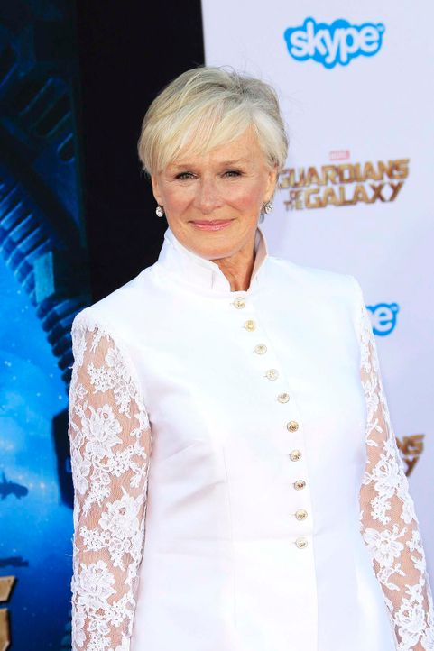 Guardians-of-the-Galaxy-Glenn-Close-14-07-21-dpa - Bildquelle: dpa