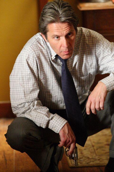 Möchte endlich die Wahrheit über Dylan wissen, - wenn nötig auch mit Gewalt: Wayne (Gary Cole) ... - Bildquelle: ABC Studios