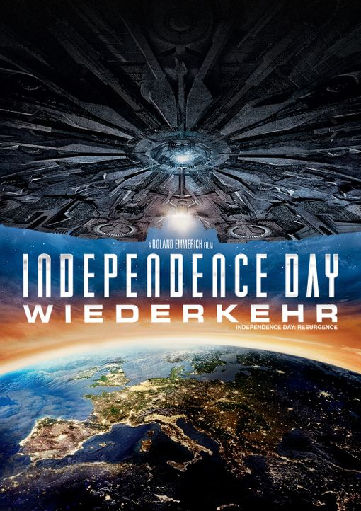 Independence Day: Wiederkehr - Artwork - Bildquelle: 2016 Twentieth Century Fox Film Corporation.  All rights reserved.