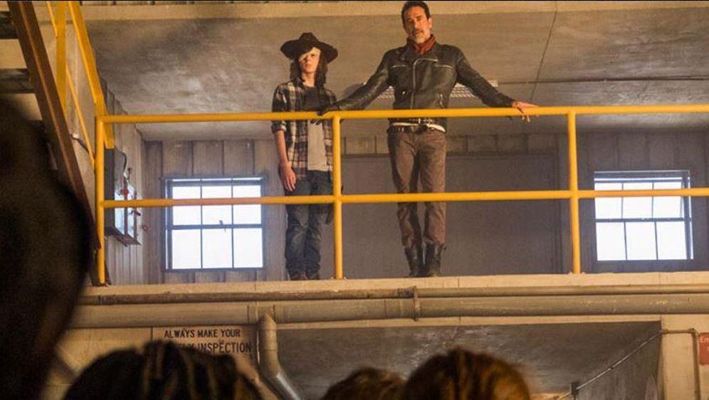 The Walking Dead Staffel 7 Carl