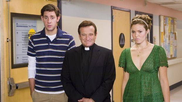 Lizenz zum Heiraten - Drum prüfe, wer sich ewig bindet: Reverend Frank (Robin...