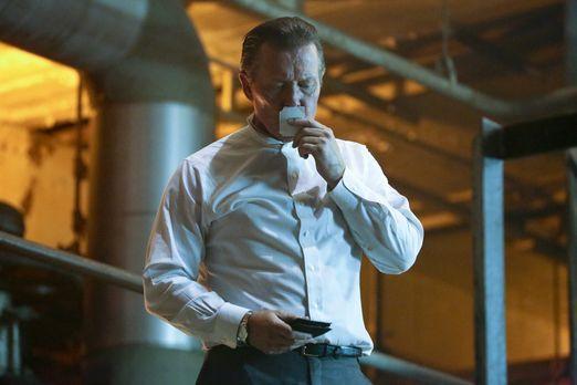 Scorpion - Wird Cabe (Robert Patrick) in dem Atomkraftwerk sterben, während e...