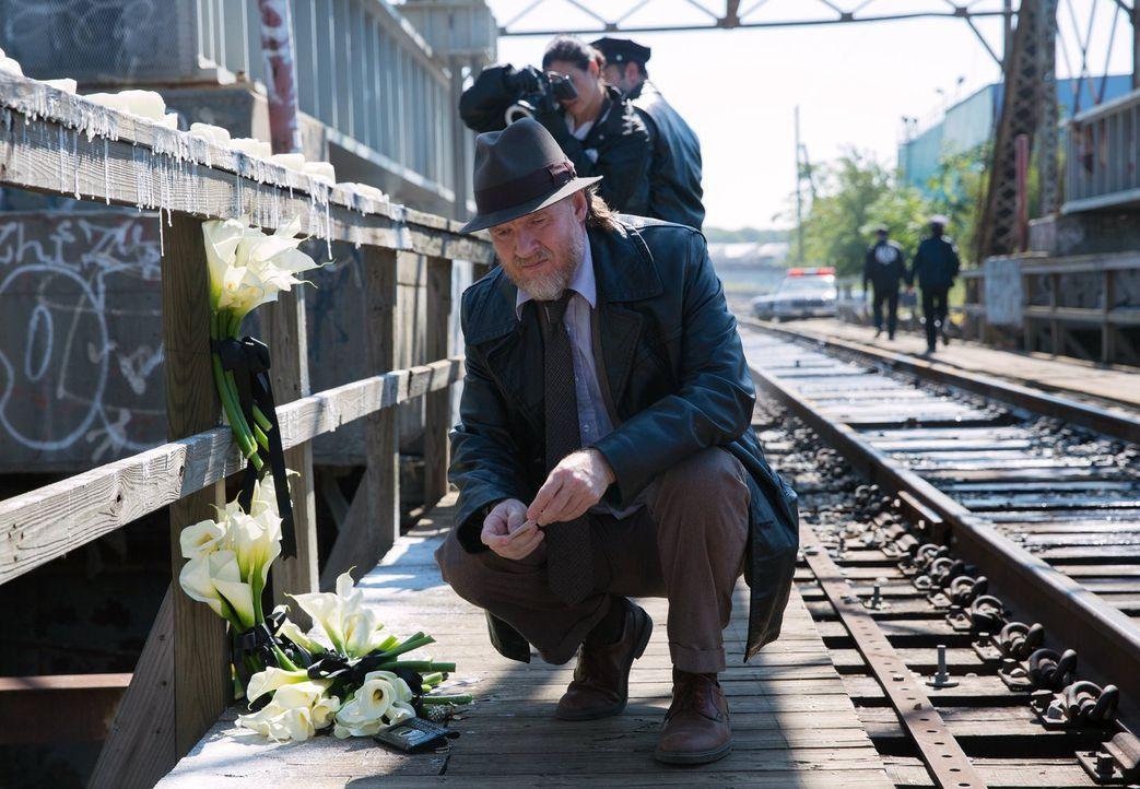 Ein unbekannter Killer hat es auf die Erstgeborenen von Gothams Elite abgesehen. Die Morde konfrontieren Bullock (Donal Logue) mit traumatischen Erl... - Bildquelle: Warner Bros. Entertainment, Inc.