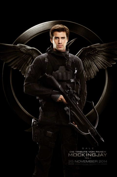 Tribute von Panem 3: Mockingjay Rebels - Gale - Bildquelle: Lionsgate