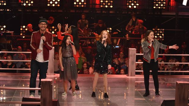 The Voice Kids - The Voice Kids - Battle I: Kleine Spice-girls, Italo-flair Und Star-coaches