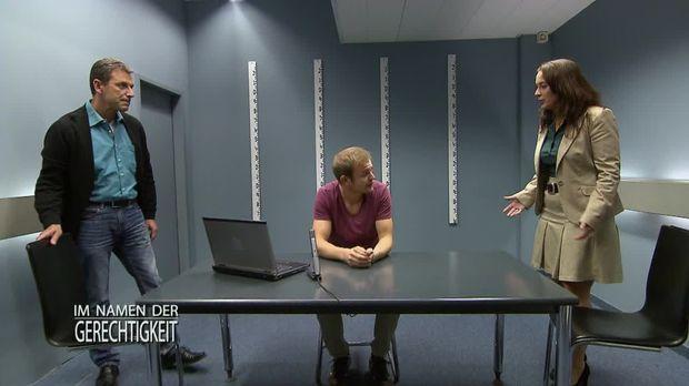 Im Namen Der Gerechtigkeit - Im Namen Der Gerechtigkeit - Staffel 2 Episode 181: Eine Familienangelegenheit