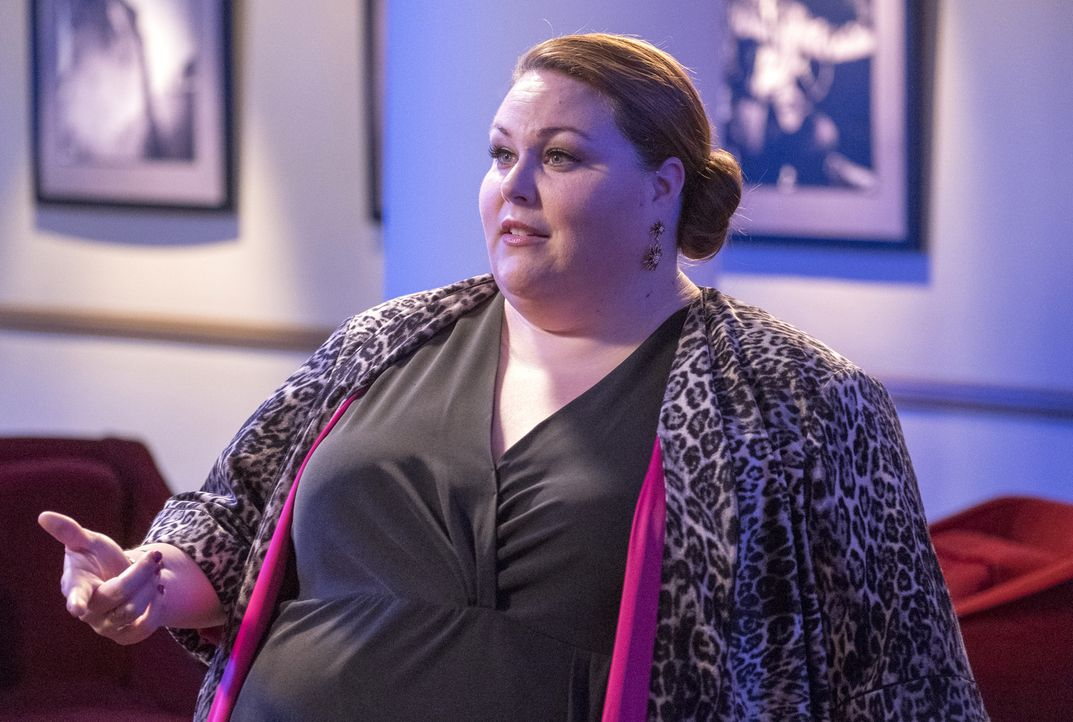 Kate Pearson (Chrissy Metz) - Bildquelle: Ron Batzdorff 2018-2019 NBCUniversal Media, LLC.  All rights reserved./Ron Batzdorff