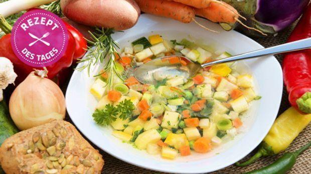 RdT Gemüsesuppe