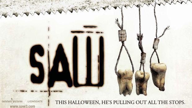 Saw III - Plakatmotiv © Kinowelt Filmverleih GmbH