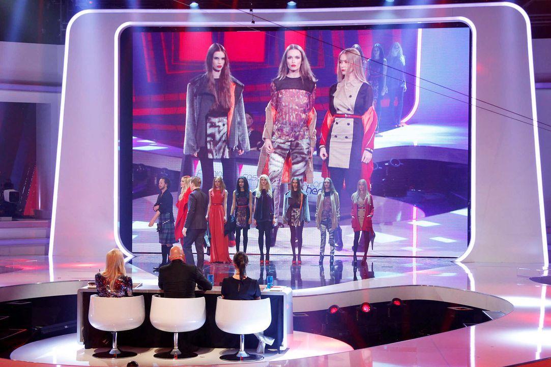 Fashion-Hero-Epi08-Show-66-Richard-Huebner-ProSieben - Bildquelle: Pro7 / Richard Hübner