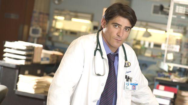 (12. Staffel) - Sekundenschnell muss Dr. Luka Kovac (Goran Visnjic) Entscheid...