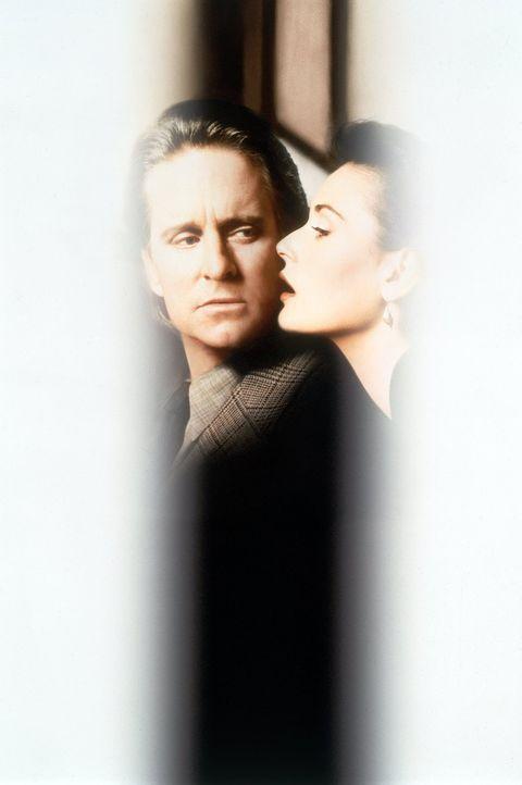 Enthüllung - Artwork - Bildquelle: 1994 Warner Bros.