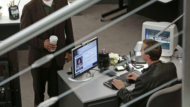 Müssen einen neuen Fall untersuchen: Gibbs (Mark Harmon, l.) und McGee (Sean...