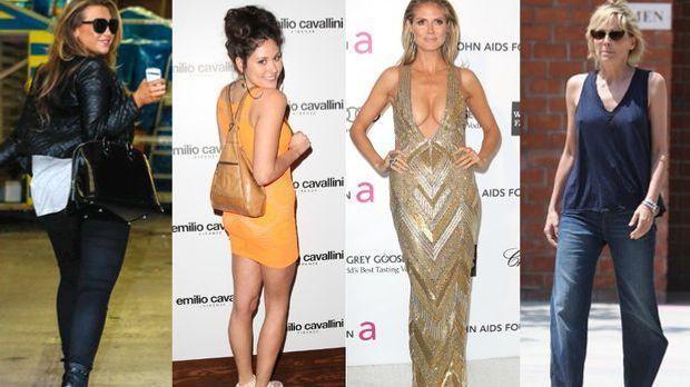 Schon jedem ist mal eine schlimme Modesünde passiert. Auch Stars wie Lauren G...