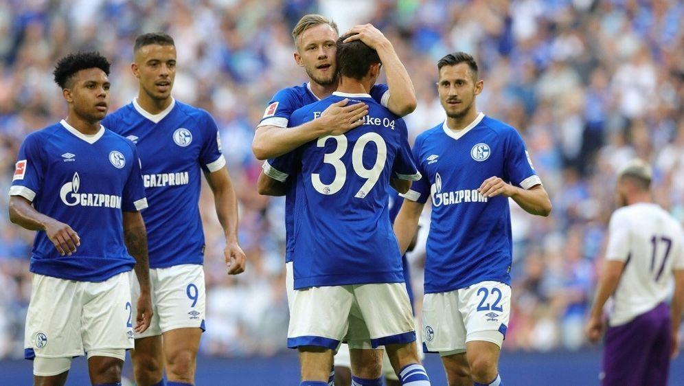 Schalke 04 überzeugt im Test gegen Florenz - Bildquelle: FIROFIROSID