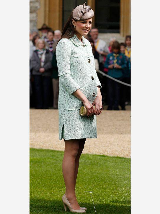 Kate-Middleton-13-04-21-AFP - Bildquelle: AFP