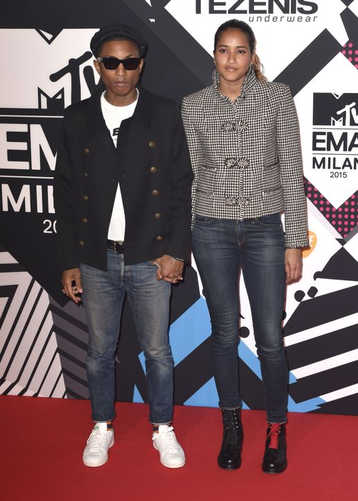MTV Europe Music Awards 2015 Pharrell Williams wenn - Bildquelle: James Watkins/WENN.com