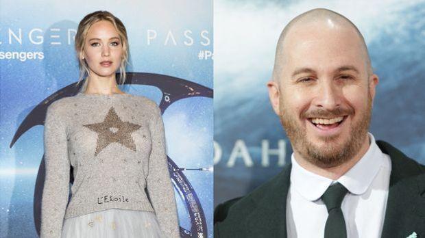 Jennifer Lawrence und Darren Aronofsky verlobt? Mit verdächtigem Ring erwischt