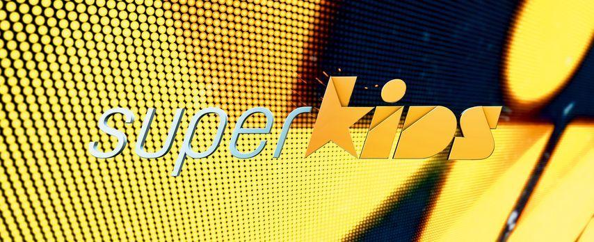 Superkids - die größten kleinen Talente der Welt - Superkids - Logo - Bildque...