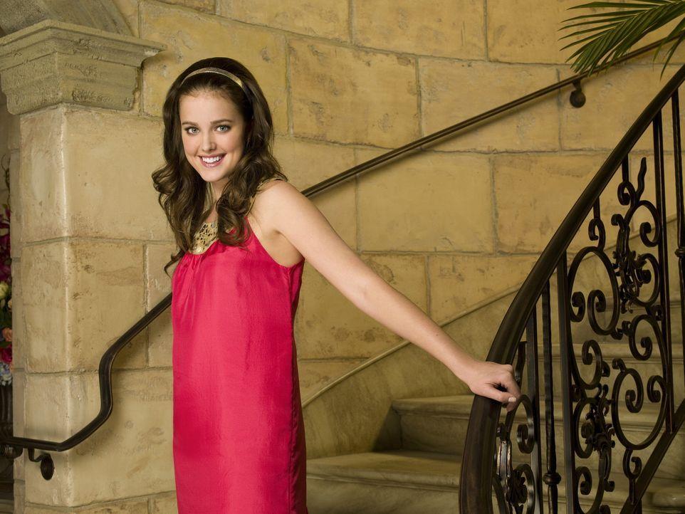 Sage Baker (Ashley Newbrough ) hat nicht die Absicht eines Tages zur Uni zu gehen ... - Bildquelle: Warner Bros. Television
