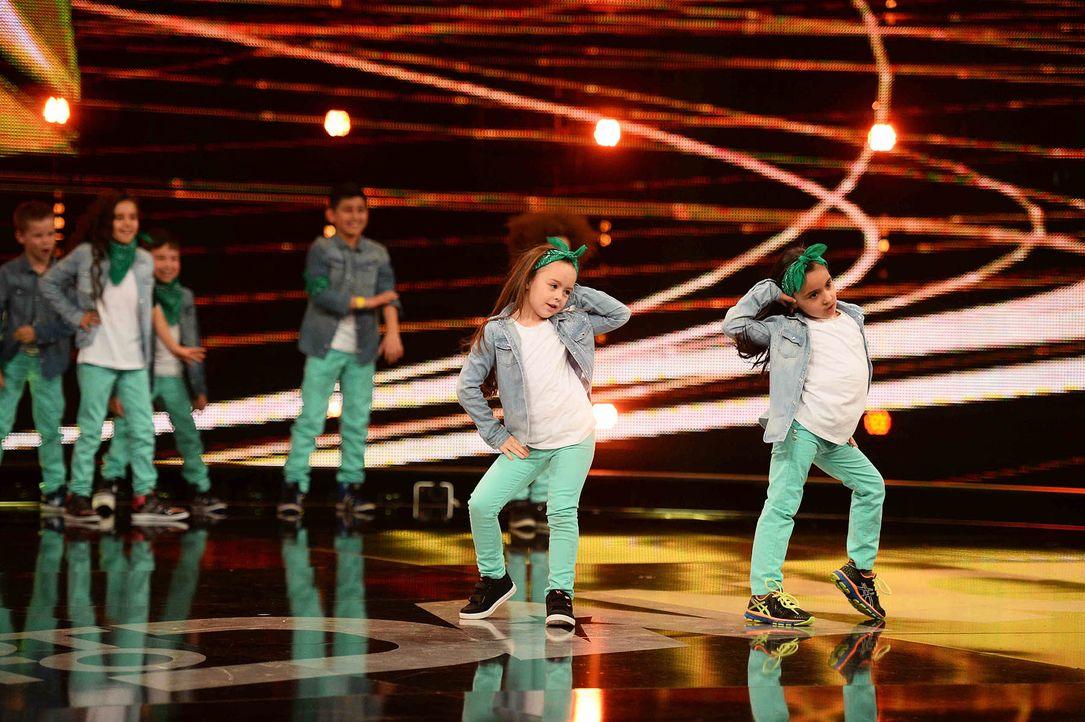 Got-To-Dance-Baby-Bounce-03-SAT1-ProSieben-Willi-Weber - Bildquelle: SAT.1/ProSieben/Willi Weber